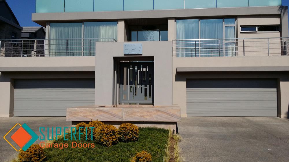 Aluminium Garage Doors Pretoria East Installed And Automated In