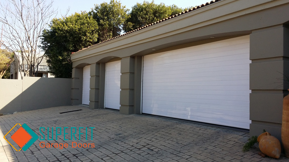 Aluminium Garage Doors West Rand